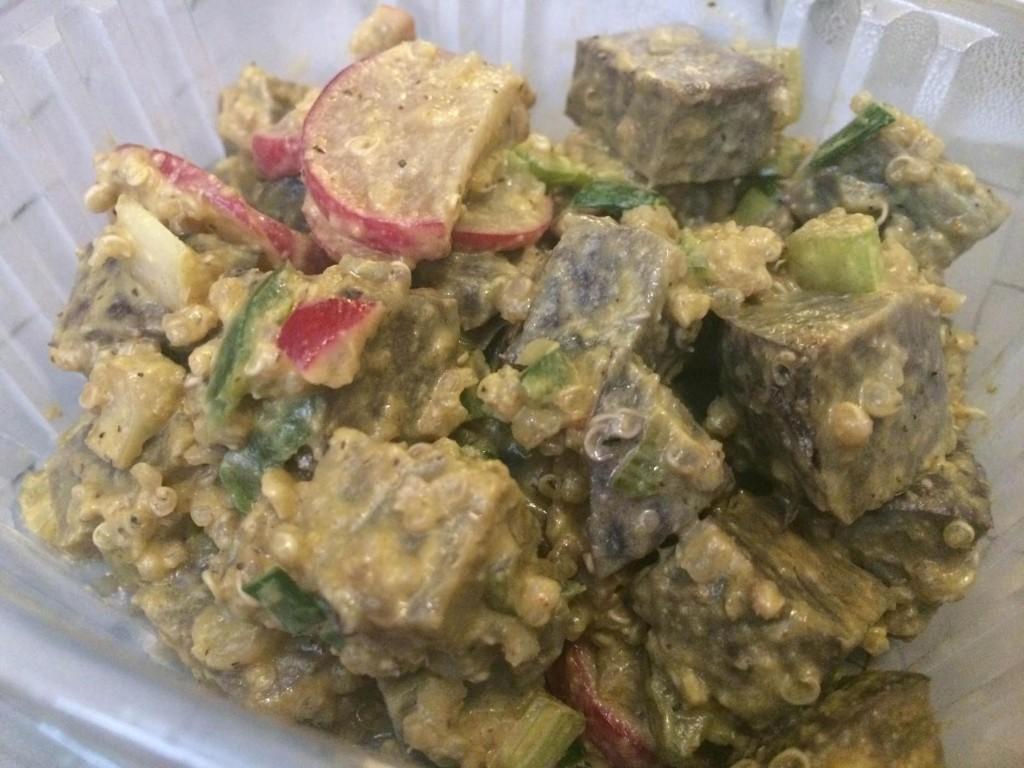 Purple Potato Salad: Davis Islands - Tampa, FL